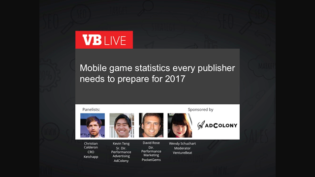 Mobile game statistics every publisher needs to know for 2017