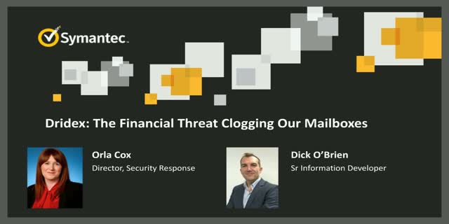 Dridex: The Financial Threat Clogging Our Mailboxes