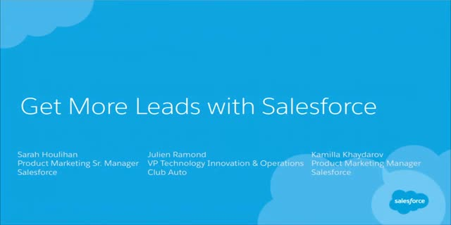 How to Find New Leads Faster with Salesforce