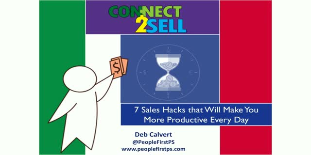 7 Sales Hacks that Will Make You More Productive Every Day