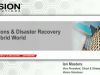 Migrations and Disaster Recovery in a Hybrid World