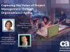 Capturing the Value of Project Management Through Organizational Agility - 1 PDU