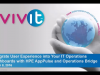 Integrate User Experience into Your IT Operations Dashboards with Operations Bri