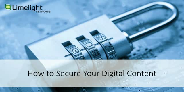 How to Secure Your Digital Content – Ask an Expert