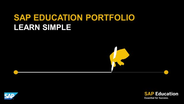 SAP Education  - Learn Simple