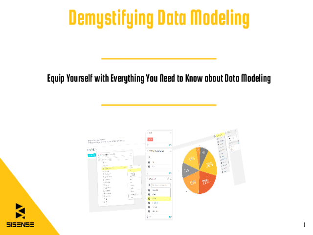 Demystifying Data Modelling
