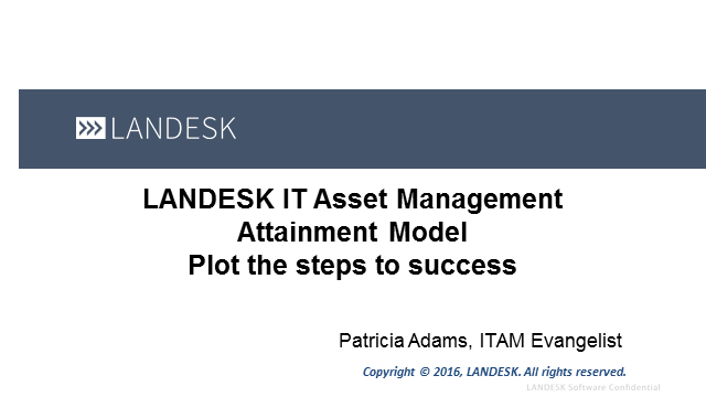Attain IT Asset Management Maturity