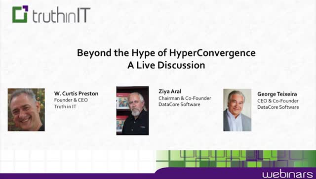 Beyond the Hype of Hyperconvergence