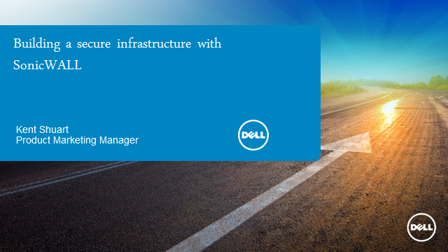 Managing your retail network using Dell solutions.