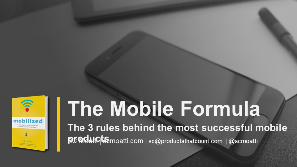 The three things you need to know before taking your business mobile