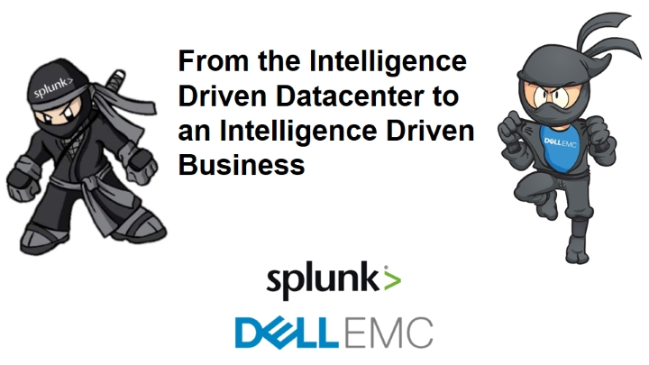 From the intelligence driven datacenter to an intelligence driven business