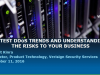 Understanding the Risks from DDoS Attacks