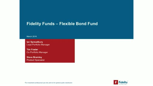 Introduction to the FF Flexible Bond Fund