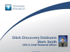 Ditch Discovery Doldrums: Unify Silos of Analytics for Self Service Success