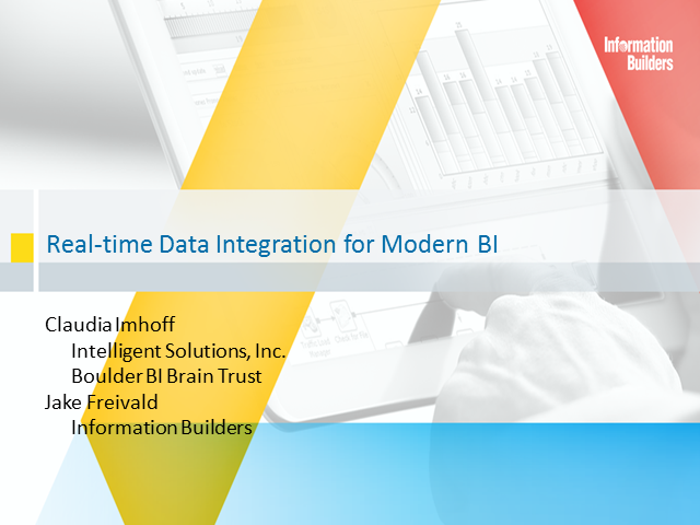Real-Time Data Integration for Modern BI