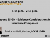 Beyond ESIGN - Evidence Considerations for Insurance Companies