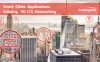 Smart Cities Applications Utilizing 4G LTE Networking