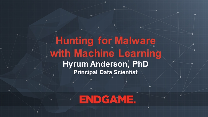 Hunting for Malware with Machine Learning