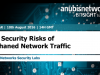 The Security Risks of Orphaned Network Traffic