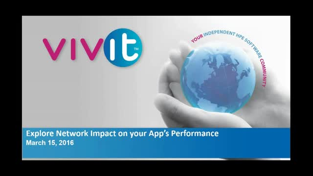 Explore Network Impact on your App's Performance