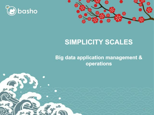 On-Demand Webinar: Simplicity Scales
