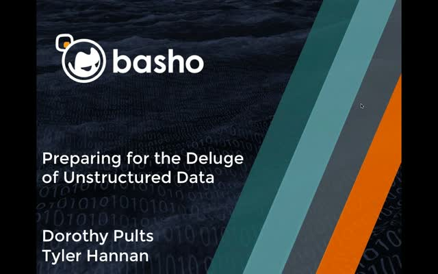 On-Demand Webinar: Preparing for the Deluge of Unstructured Data