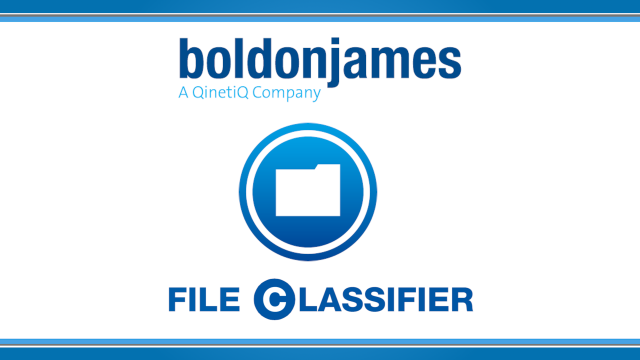 Boldon James | How to Classify Files
