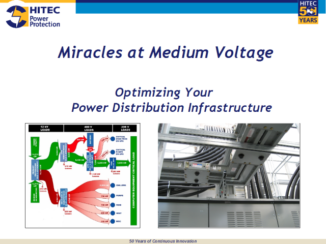 Optimizing Your Power Distribution Infrastructure