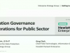 Information Governance in the Public Sector