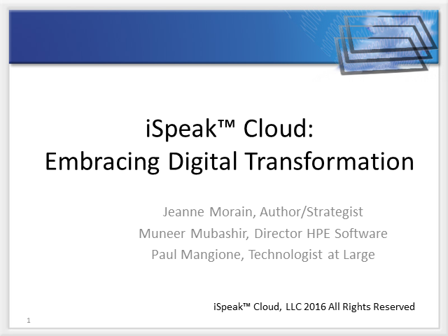 Embracing Digital Transformation