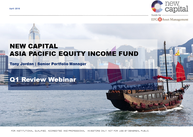 New Capital Asia Pacific Equity Income Fund Q2 Update