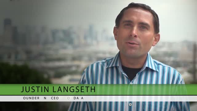 Zoomdata Overview with Justin Langseth