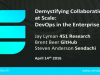 Demystifying Collaboration at Scale: DevOps in the Enterprise