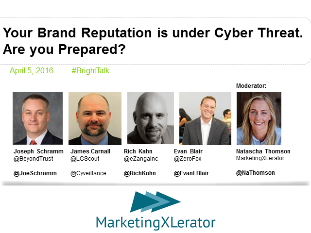 Your Brand Reputation is under Cyber Threat. Are you Prepared?