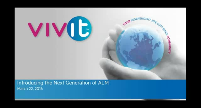 Introducing the Next Generation of ALM