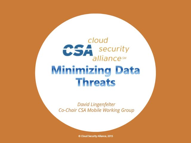 Minimizing Data Threats: How to Protect Your Most Precious Resource