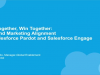 Work Together, Win Together-Sales and Marketing Alignment with Salesforce Pardot