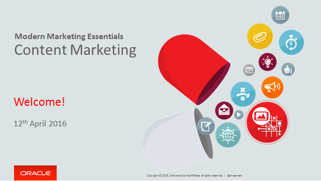 The modern marketing essentials guide to content marketing