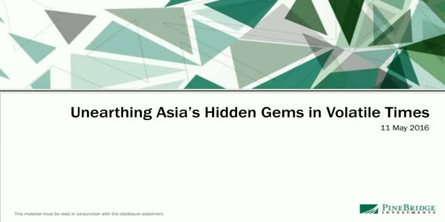 Unearthing Asia's Hidden Gems in Volatile Times