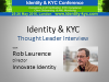 Innovation in Identity & KYC: A Thought Leader Interview