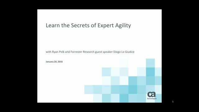 Learn the Secrets of Expert Agility
