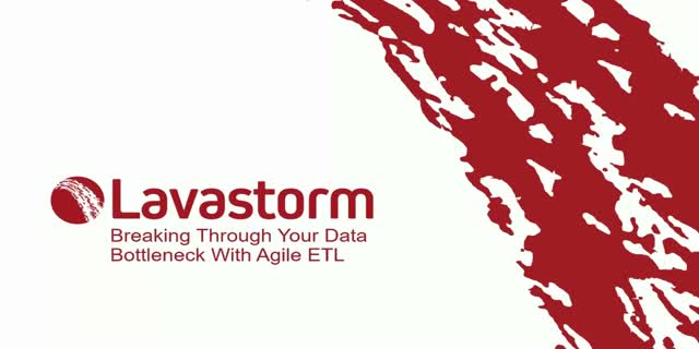 Breaking Through Your Data Bottleneck with Agile ETL