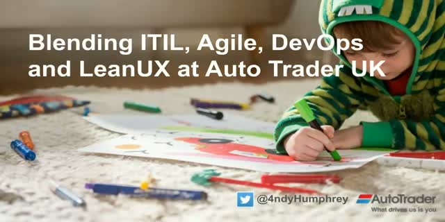 The Best Of The Best – Blending AGILE, DevOps, LEAN UX & ITIL
