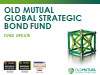 Old Mutual Global Strategic Bond Fund quarterly update April 2016