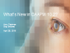 What's New in CA APM 10.2 – Taming your complex application environments