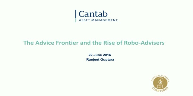 The Advice Frontier: Real vs Robo