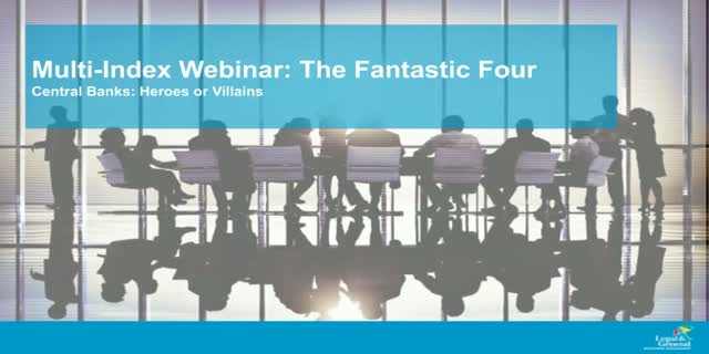 Multi-Index Webinar: The Fantastic Four?
