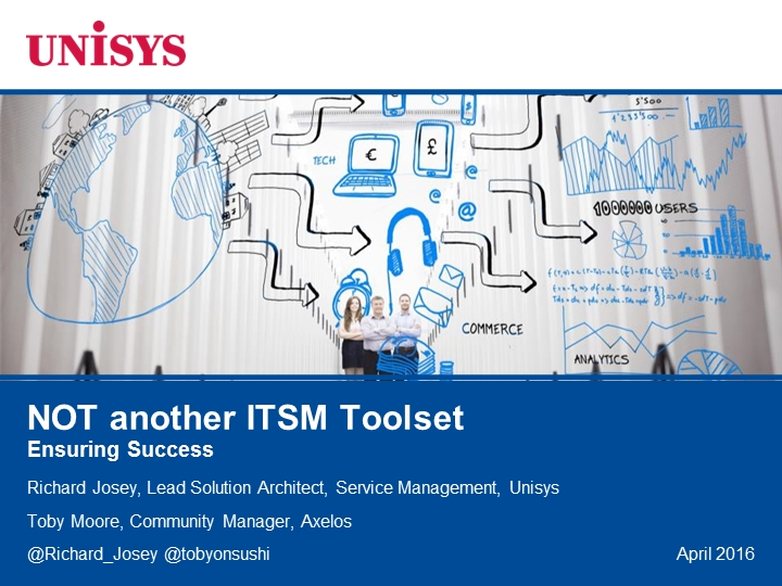 NOT another ITSM Tool