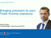 Adding precision to your fixed income portfolio with BMO ETFs