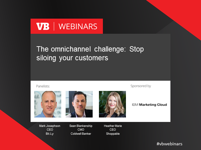 The Omnichannel Challenge: Stop siloing your customers
